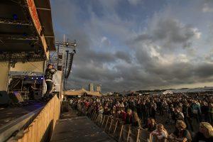 Eus Driessen - Photography - festival - artist -concert - band - Handsome Poets