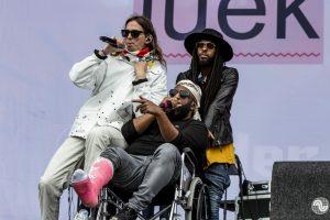 Eus Driessen - Photography - festival - artist -concert - band - De Jeugd Van Tegenwoordig