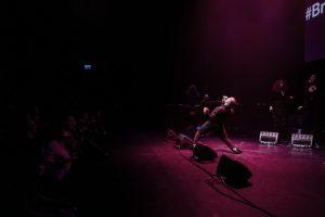 Eus Driessen - Photography - festival - artist -concert - band - Brandon Delagraentiss