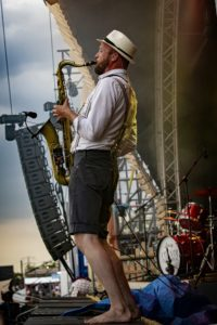 Eus Driessen - Photography - festival - artist -concert - band - Convoi Exceptional - CuliNESSE