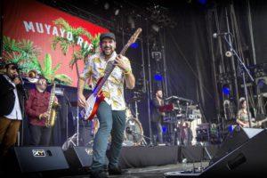 Eus Driessen - Photography - festival - artist -concert - band - Muyayo Rif - Bevrijdingsfestival Limburg
